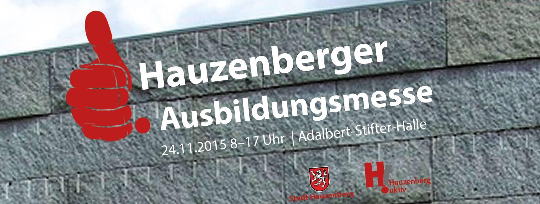 1. Ausbildungsmesse in Hauzenberg